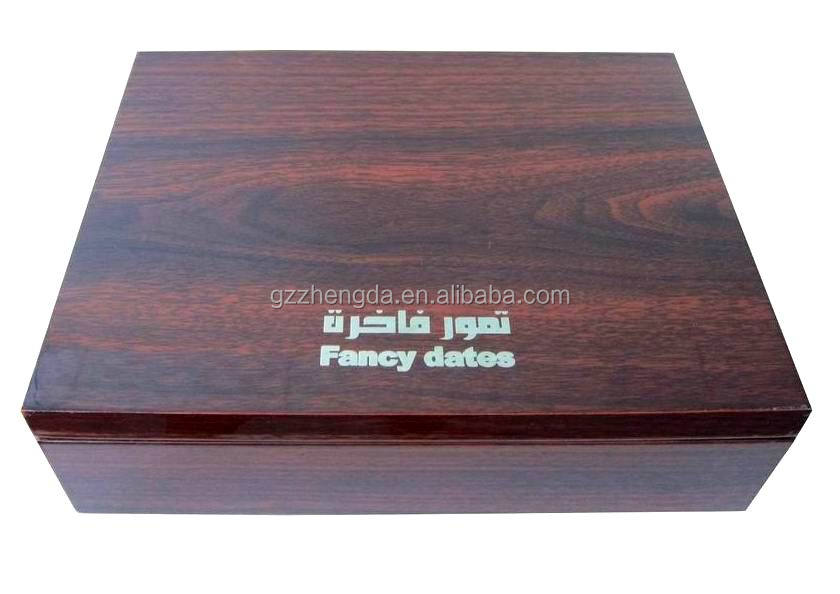 Hot Sale Factory Price Custom Made In China Wooden Laser Chocolate