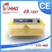 Top Selling Full Automatic Egg Incubator For Hatching Poultry With CE Approved For Sale