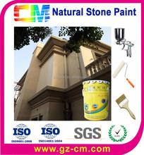 Exterior UV decorative wall building natural stone protective coatings