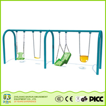 Bairun Most Selling Products 4 Kids Outdoor Furniture Balcony Wrought Iron Swings Design