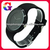 customized logo really 3 atm waterproof ss.com silicone Jelly watches with removable face