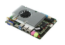 """order 3.5"""" mainboard with intel HM77 chipset 3G/wifi/HDMI/VGA/6COM RS232/6*USB 3.0 embedded motherboard"""