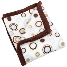 100% baby customized printed blankets