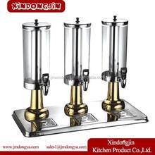 JVT-2B electric juice dispenser,hotel juice dispenser,glass juice dispenser with tap
