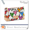 Nice Looking low price cute ladied cosmetic bag
