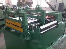 De alta qualidade nivelamento máquinas leveler aço folha de nivelamento achatamento máquina