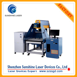 Large format 3D printer laser printing machine with CO2 laser