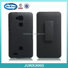 Chinese cell covers 2 in 1 combo holster case for huawei ascend mate 7