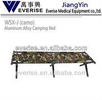 Camping bed;first-aid device;medical equipment ;emergency;patient;stryker;rescue; hand frame; military standard