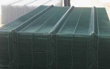 curved wire mesh fence,tie wire galvanized welded wire mesh fence,bridge fence wire mesh
