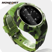 smart bracelet heart rate monitor touch screen gsm android obangle app unlocked smart watch mobile phone