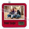 photo personalized digital alarm clocks, desk clock with picture