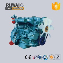 Used Automobile 4-Cylinder Diesel Engine for Sale