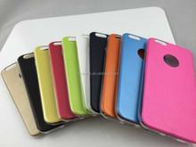colorful ultra thin TPU leather case for Xiaomi Redmi Note