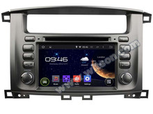 WITSON Android 4.4 AUDIO DVD GPS FOR TOYOTA LAND CRUISER 100 HD 3G Wifi Multi-touch 3D UI