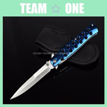 """Paradox Butterfly Style Two Handed Opener 4.5"""" Blade 24P NEW"""