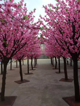 Fake cherry blossom trees,fake trees for weddings,plastic cherry blossom tree