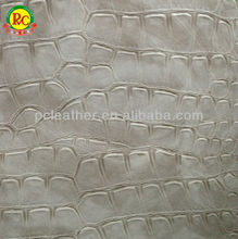 crocodile bag leather furniture crocodile pu leather faux crocodile skin