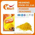 nasi condimento de curry en polvo
