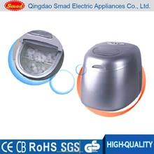 uso en el hogar mini fabricante de hielo