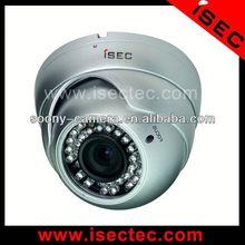 1/3 Sony CCD high focus 2.8-12mm varifocal 700tvl cctv 30m infrared camera