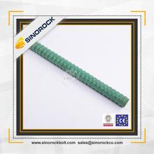 SINOROCK self-drilling fiberglass FRP soil nail