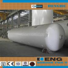 chlorine gas storage tank