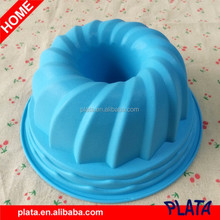 220mm Pumpkin Shape Silicone Cake Mould