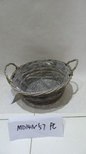 wholesale pretty wicker basket for gift or flower