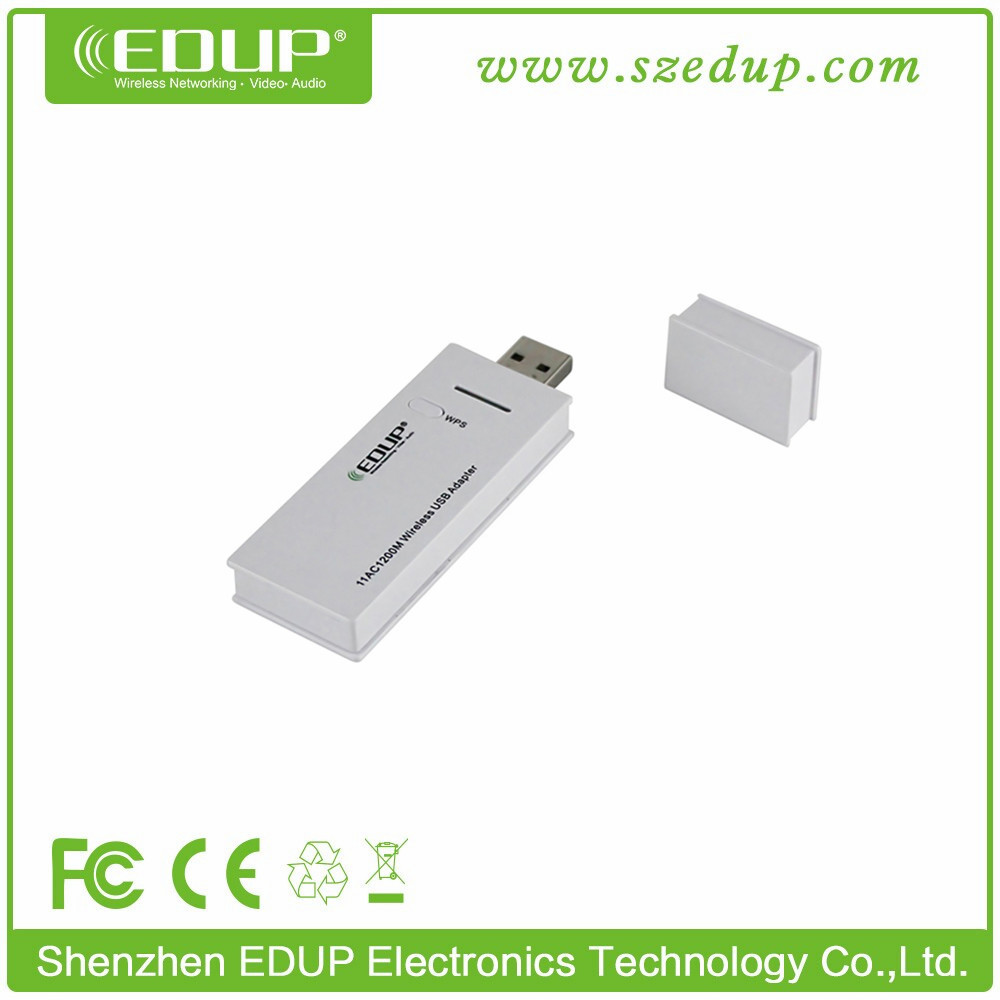 802.11ac 1200Mbps Dual Band 2.4Ghz  5Ghz USB Wifi Adapter Android For Android Tablet 5.jpg