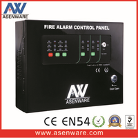 Fire panel 1 zone intelligent control system