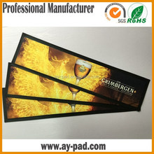 Multifuctional Cheapest Printed Brand New Rubber Runner Bar Mat