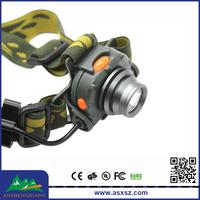 LT-XL602A Q5 LED headlight Inductive Switch 300 Lm led head lamp camping light
