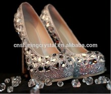 High-heeled Shoes Stone Beads,Crystal Beads to Decorate Shoes