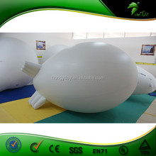 Giant Inflatable Balloon for Advertisements / advertisement tethered blimp / airship / zeppelin
