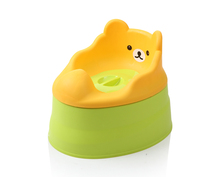 2015hot sell plastic toilet toy for potty tranning