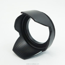 Best price dslr camera accessories 58MM FLOWER LENS HOOD-Screw Mount camera Lens Hood