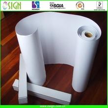 Super White Glossy Waterproof self adhesive glossy photo paper