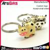 2015 Artigifts promotional custom metal key ring