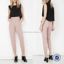 fashion hot sale women zumba pants high waist straight leg pants