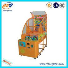 Contemporary Children basketball machine/stylish basketball machine crazy hoops