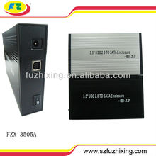 special offer cheap price!!! 2tb 3 5 hdd enclosure sata hdd hard drive external case 480mbps