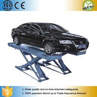 Cheap car body repair bench car scissor lift / 2post car lift