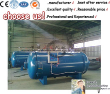 2015 autoclave for rubber vulcanization directly sold by factory