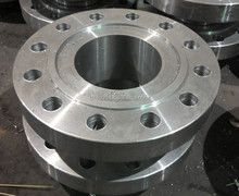GB / T 9115 PN 25 DN 80 Tongue and Groove Pipe Titanium Flange