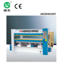 Woodworking hydraulic hot press for door production machinery for sale