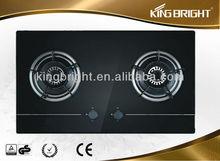 Tempered Glass 2 burner japanese gas stove NKB-AG2H009