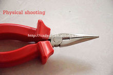"""be isolated of long flat nose pliers 7"""" pliers"""