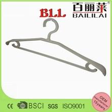 BAILILAI Wholesale fashion plastic hook plastic lingerie hangers