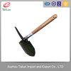 5 in 1 wooden handle garden folding india shovel